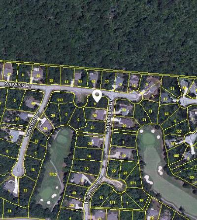 Fairfield Glade Residential Lots & Land For Sale: 23 Renwick Drive