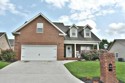 Knoxville Single Family Home For Sale: 5646 Autumn Creek Drive