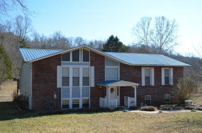 Heiskell Single Family Home For Sale: 2001 E Wolfe Valley Rd
