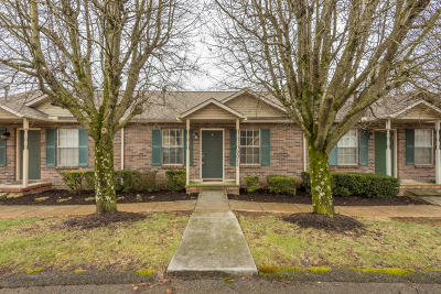 Knoxville Condo/Townhouse For Sale: 9011 Barbee Lane #10