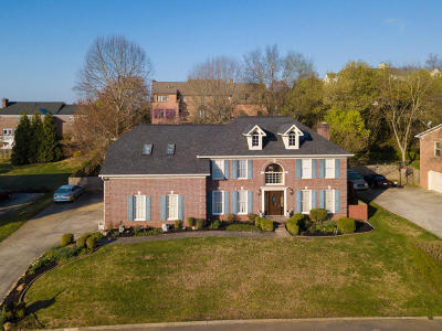 Knoxville Single Family Home For Sale: 1863 Raven Hill Court