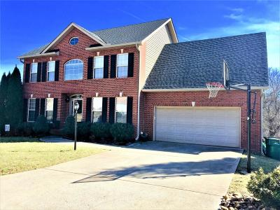 Knoxville TN Single Family Home For Sale: $357,500