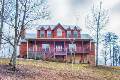 Sevier County Single Family Home For Sale: 1109 Porterfield Gap Rd