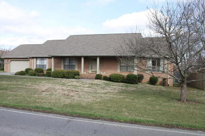 Maryville Single Family Home For Sale: 1306 Raulston Rd