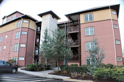 Sevierville Condo/Townhouse For Sale: 527 River Place Way #538