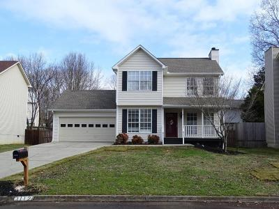 Knoxville Single Family Home For Sale: 1112 Edenbridge Way