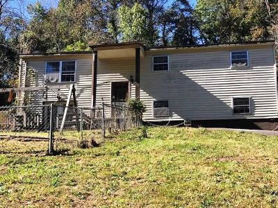 Knoxville TN Single Family Home For Sale: $48,800
