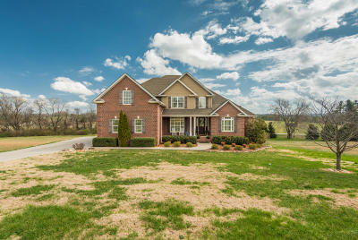 Sweetwater Single Family Home For Sale: 110 Clover Hill
