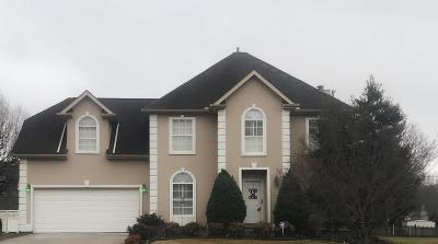 Knoxville Single Family Home For Sale: 6820 Cardindale Drive