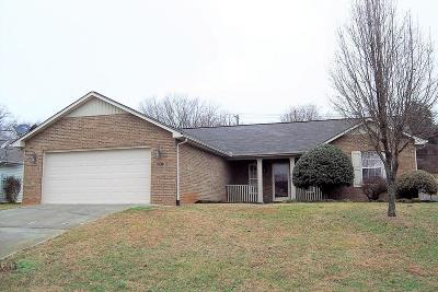 Maryville Single Family Home For Sale: 1138 Willow Creek Circle