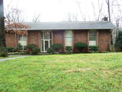 Powell Single Family Home For Sale: 7905 Ashley Rd