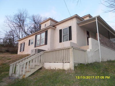 Maryville Single Family Home For Sale: 901 Hotel Ave