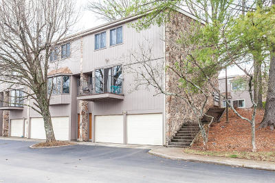 Knoxville Condo/Townhouse For Sale: 1840 Cherokee Bluff Drive