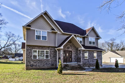 Knoxville Single Family Home For Sale: 4706 Moss Drive