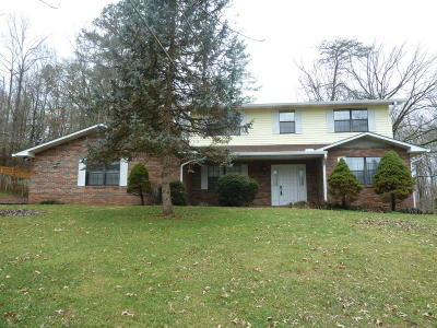 Knoxville Single Family Home For Sale: 7027 Shalidar Drive