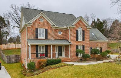 Knoxville Single Family Home For Sale: 624 Sedgley Drive