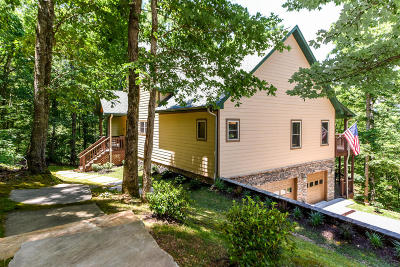 Walland Single Family Home For Sale: 132 Fence Rail Gap Rd