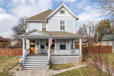 Knoxville Single Family Home For Sale: 2009 Washington Ave