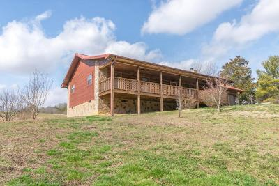 Sevierville Single Family Home For Sale: 929 Robinson Gap Rd