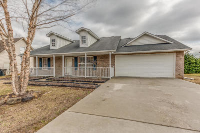 Knoxville Single Family Home For Sale: 5418 Crooked Pine Lane