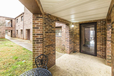 Knoxville Condo/Townhouse For Sale: 6210 Mountain Park Drive