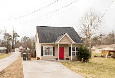 Knoxville Single Family Home For Sale: 4053 NE Acorn Drive