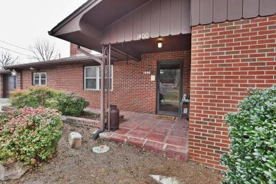 Knoxville Single Family Home For Sale: 1400 Kimberlin Heights Rd