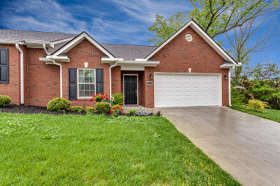 Knoxville Condo/Townhouse For Sale: 7915 Gatekeeper Way