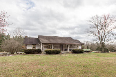 Luttrell Single Family Home For Sale: 1115 Tazewell Pike