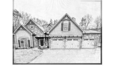 Knoxville Single Family Home For Sale: 9439 Gladiator Lane, Lot 4