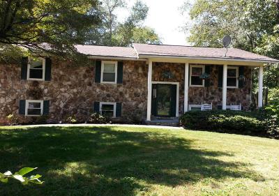 Oak Ridge Single Family Home For Sale: 18 Newcastle Lane