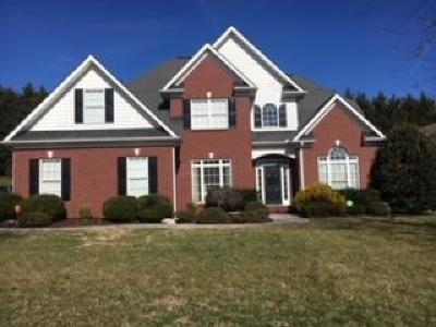 Knoxville TN Single Family Home For Sale: $315,000