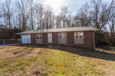 Knoxville TN Single Family Home For Sale: $127,500