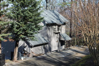 Gatlinburg Single Family Home For Sale: 1525 Gillespie Way