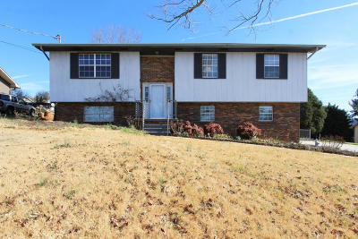 Knoxville Single Family Home For Sale: 7616 Cedarcrest Rd