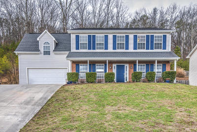 Knoxville Single Family Home For Sale: 8637 Abraham Lane