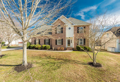 Knoxville Single Family Home For Sale: 6826 Cardindale Drive
