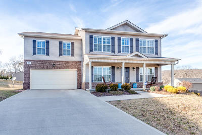 Knoxville Single Family Home For Sale: 2805 Hopscotch Lane