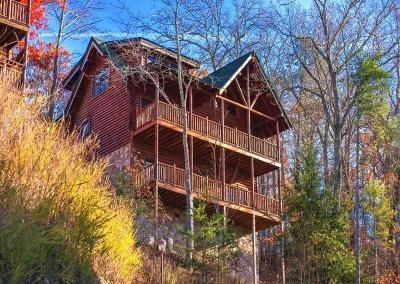 Sevierville Single Family Home For Sale: 2310 Hollow Branch Way