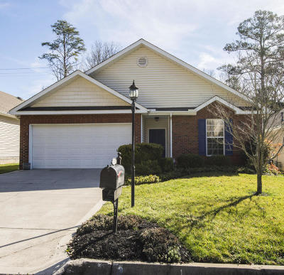 Knoxville Single Family Home For Sale: 10744 Meriwether Lane