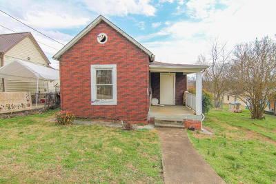 Knoxville TN Single Family Home For Sale: $30,000