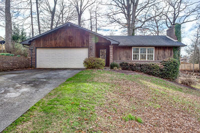 Maryville Single Family Home For Sale: 927 Oxford Hills Drive