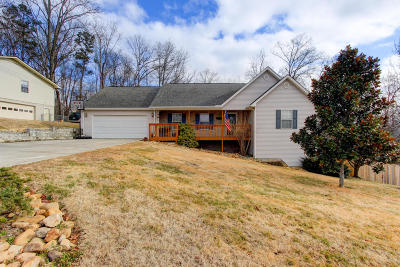 Knoxville Single Family Home For Sale: 1420 S Courtney Oak Lane