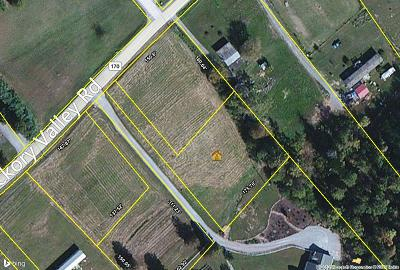 Heiskell Residential Lots & Land For Sale: 0 Hickory Valley Rd