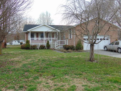Middlesboro Single Family Home For Sale: 7051/2 Chester Ave,