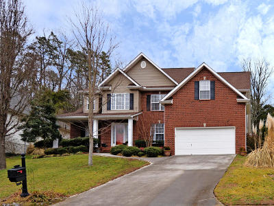 Knoxville Single Family Home For Sale: 3112 Gose Cove Lane