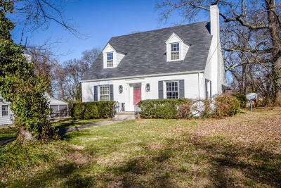 Maryville Single Family Home For Sale: 216 S Ruth St