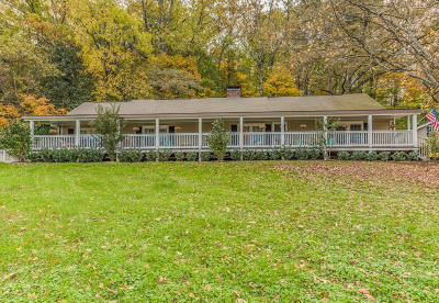 Knoxville Single Family Home For Sale: 5102 Holston Drive