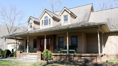 Jacksboro Single Family Home For Sale: 791 Hilltop Drive