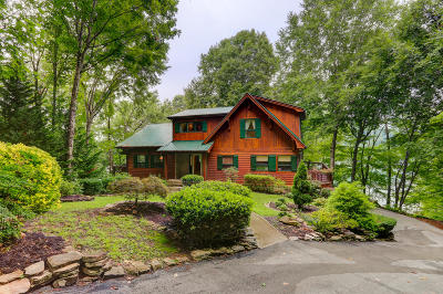 sharps chapel Single Family Home For Sale: 245 Norris Shores Lane